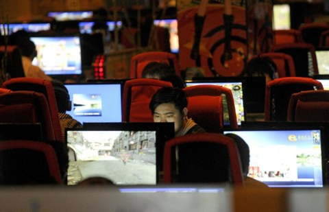 Chinese internet firms court private capital