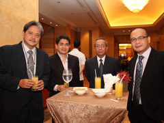 Best Managed Companies dinner in Manila 2011
