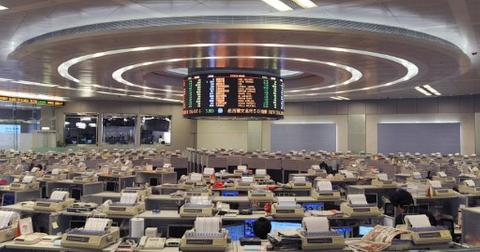 Market applauds HKEx's joint venture plan