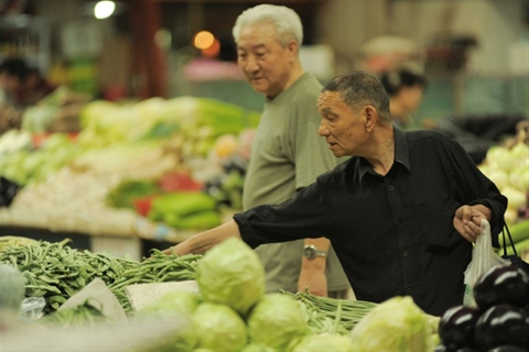 Chinese inflation falls sharply, time to ease?