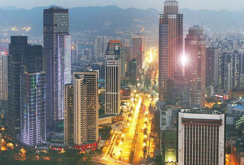 Chongqing LGFV sells $800m of bonds