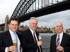 Photos from the 2011 awards dinner Australia and NZ