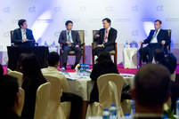 Corporate governance as a competitive advantage panel