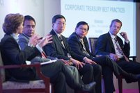 Corporate treasury best practices panel