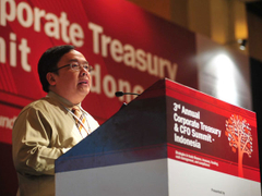 3rd Annual Corporate Treasury & CFO Summit - Indonesia