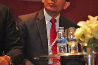 Akhis Hutabarat, Deputy Director, Senior Economist, Head of Macroeconomic Division, Bank Indonesia