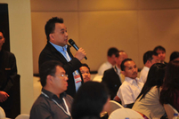 Delegates at the 3rd Annual Corporate Treasury & CFO Summit - Indonesia