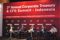 Panel: The changing role of today's CFOs