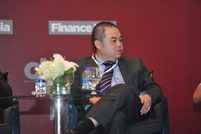 Tommy Tjia, Chief Financial Officer, ANZ