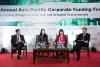 Panel: Financing through the bond markets