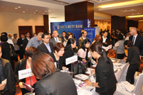 Registration at the 5th Corporate Treasury & CFO Summit Philippines