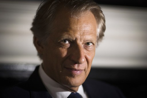 Credit ratings need Asian champion – de Villepin
