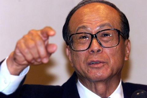 Li Ka-shing continues buying spree
