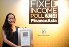 Photos: <em>FinanceAsia</em> fixed-income awards 2014