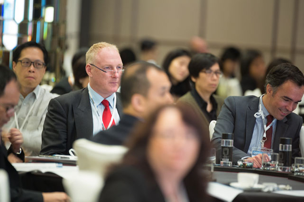 Delegates at the 3rd Annual Compliance Summit Asia