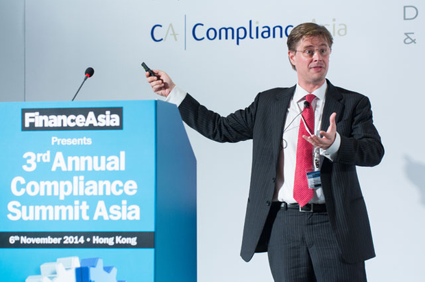 Dr. Derek Ritzmann, Competition Commission Hong Kong