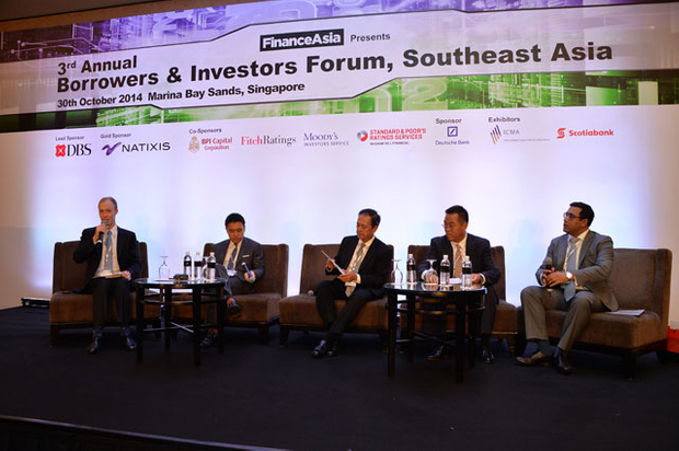 Panel: State of the Asian bond market – shortcomings vs innovation?