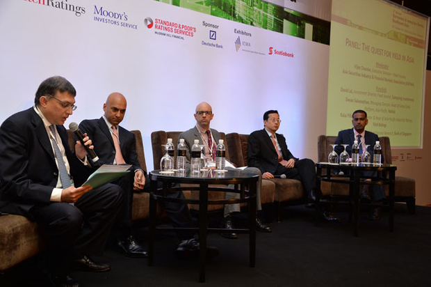 Panel: The quest for yield in Asia