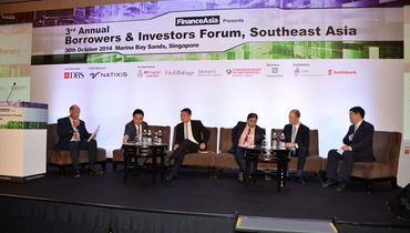 3rd Annual Borrowers & Investors Forum, Southeast Asia