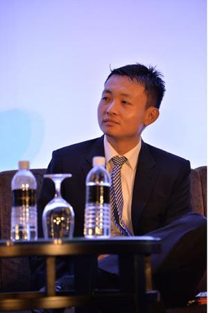 Bernard Wee, Executive Director, Financial Markets Development Department, Monetary Authority of Singapore