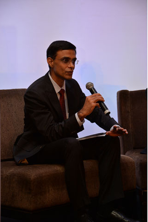 Dilip Parameswaran, Founder and Chief Executive, Asia Investment Advisors