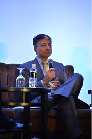 Neeraj Seth, Managing Director, Alpha Strategies, Asia Pacific Fixed Income – Head of Asian Credit, BlackRock