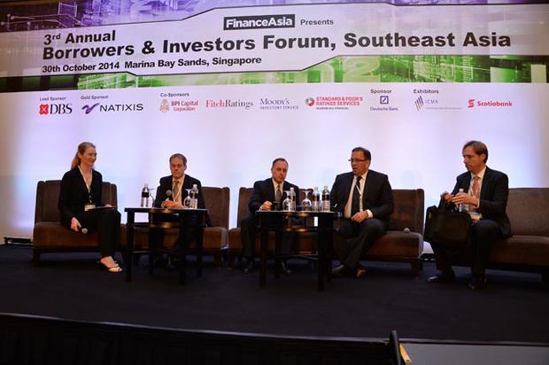 Panel:  Emerging market debt outlook