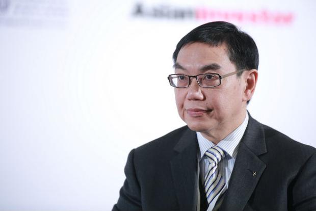 Frederick Chan, Chong Hing Bank