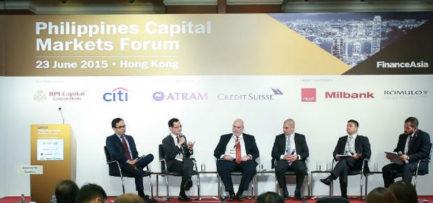 Equity panel [l-r] Aldrin Cedro, Alvin Lao, Phillip Hegadorn, James Grandolfo, Reggie Cariiaso, Roel Refran