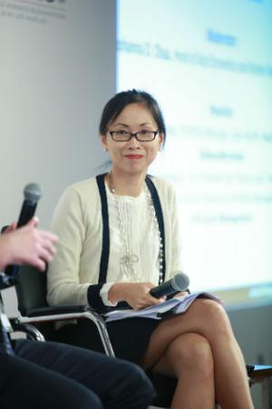 Johanna Chua, Citi