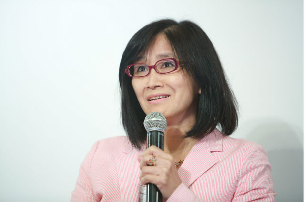 Sophia Cheng, Cathay Financial Holdings