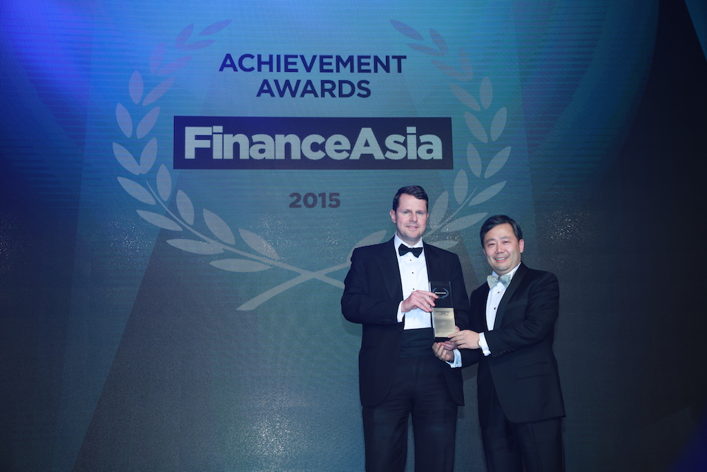 Finance Achievement Awards 2015 House Awards Photo