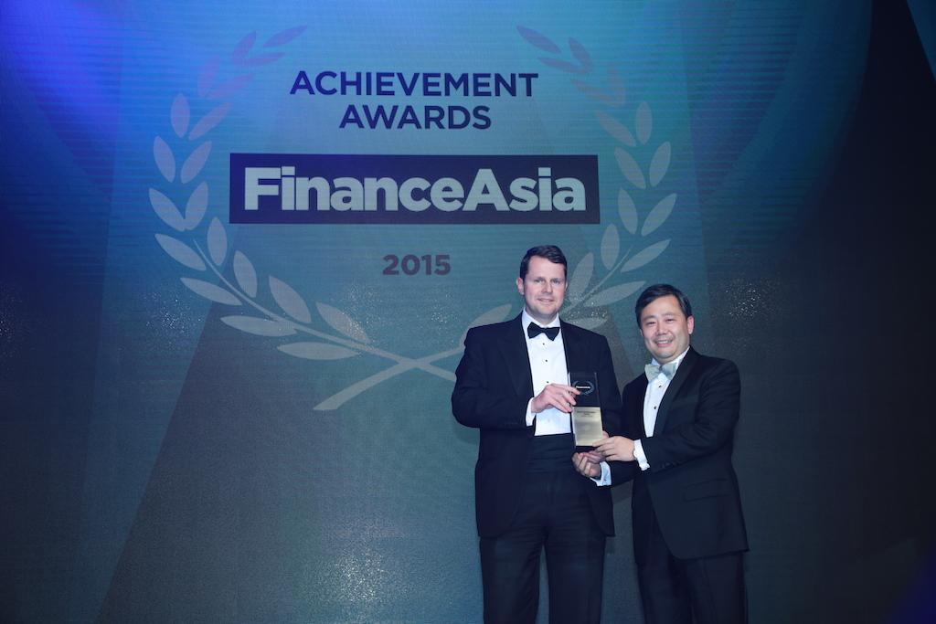 Finance Achievement Awards 2015 House Awards Photo