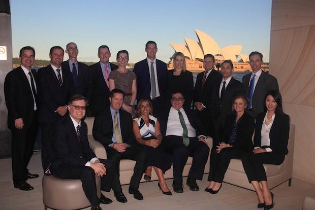 Team National Australia Bank
