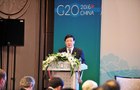 G20 struggles with sluggish global economy