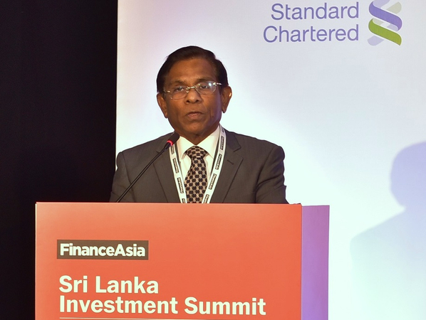 Nimal Weeraratne, High Commissioner of Sri Lanka in Singapore