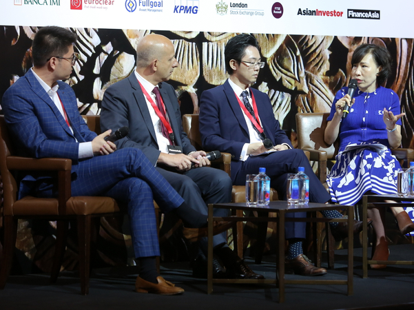 Panel discussion: China A shares' inclusion in global benchmarks - not if, but when?