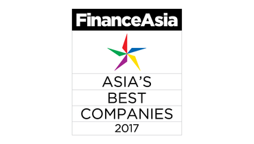 Asia's Best Managed Companies by sector
