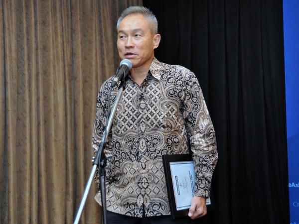 Alex Chin, Nippon Indosari Corpindo
