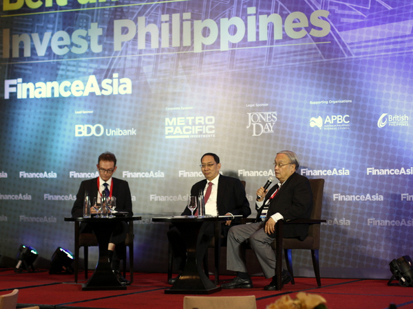 Panel discussion: Leveraging Belt and Road Initiative opportunities for the Philippines