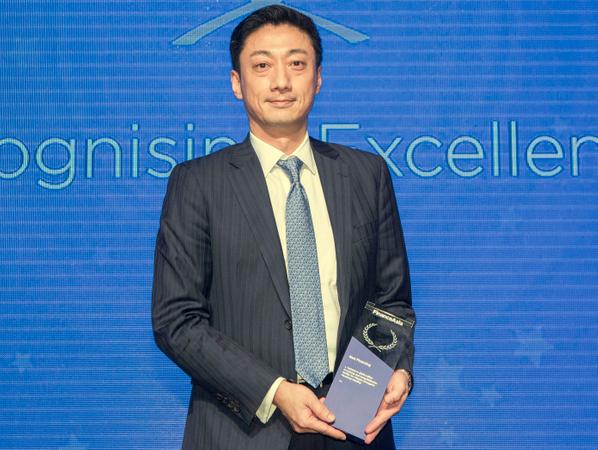 Best Financing: Benjamin Ng of Citi
