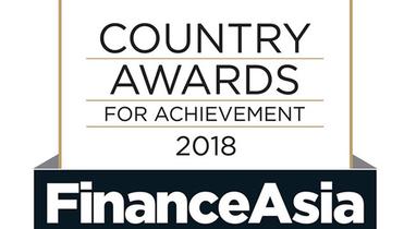 <em>FinanceAsia</em> Country Awards, HK, China, Bangladesh
