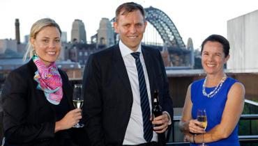 Australia/NZ Achievement Awards dinner 2018