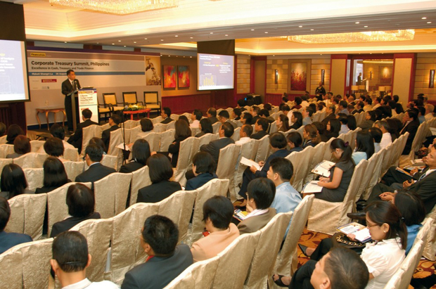 Treasurers at the seminar were interested in figuring out ways to improve the regulatory system and revitalise the domestic capital markets