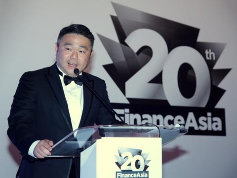 Photos: <em>FinanceAsia</em> Platinum Awards