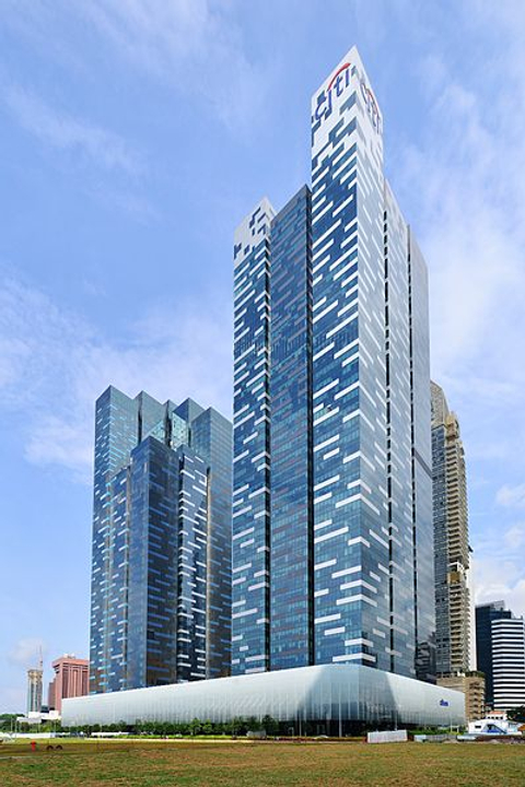 BlackRock Singapore tower sale: third time lucky