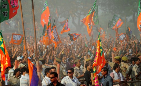 India's election is big but small on choice