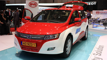 Samsung boosts China hopes with BYD stake