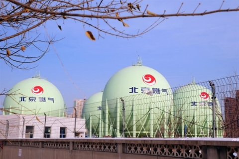 China Gas slows down to speed up