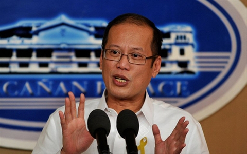 Open for business, says Philippines president